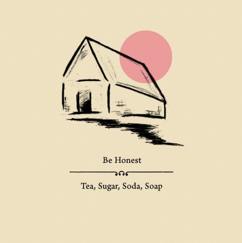 be honest - Tea Sugar Soda Soap album cover