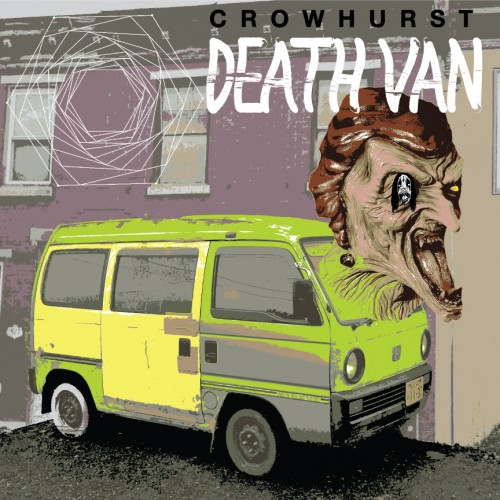 crowhurst - death van album cover