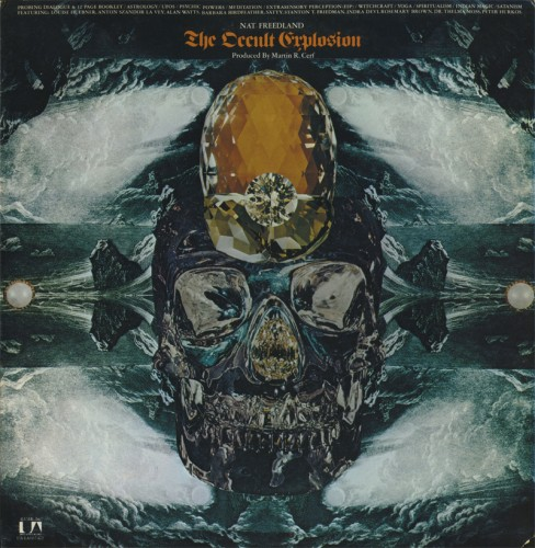 nat freedland - the occult explosion album cover (medium)