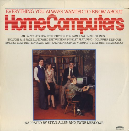 everything you always wanted to know about home computers album cover medium