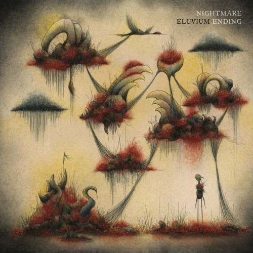 Eluvium - Nightmare Ending album cover