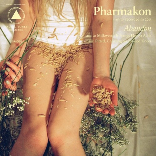 Pharmakon - Abandon album cover