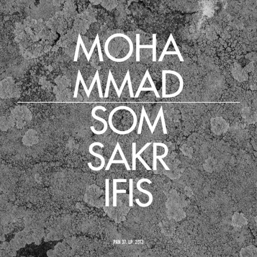 mohammad - som sakrifis album cover