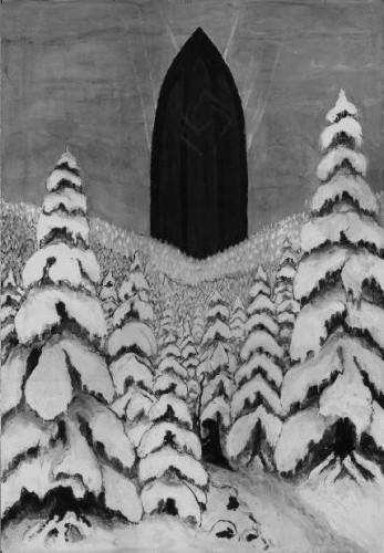paysage d'hiver - das tor album cover