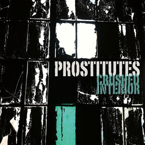 prostitutes - crushed interior album cover