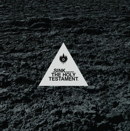 sink - holy testament 2 album cover