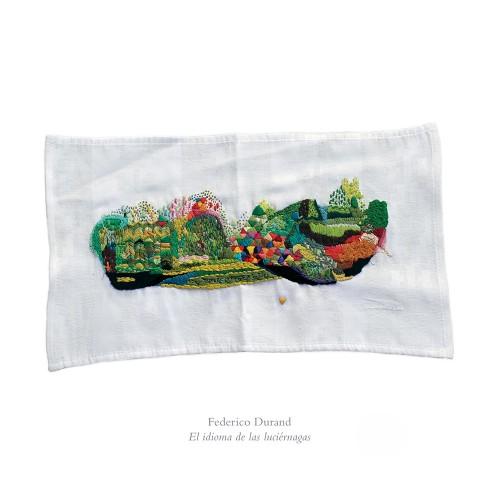 Federico Durand - el idioma album cover