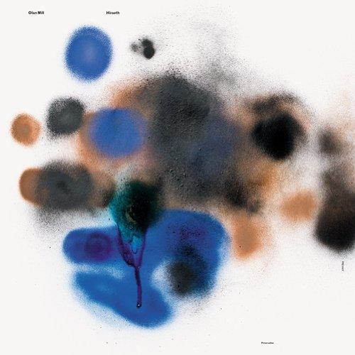 olan mill - hiraeth album cover