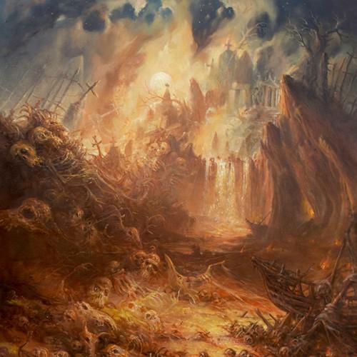 Lycus - tempest album cover