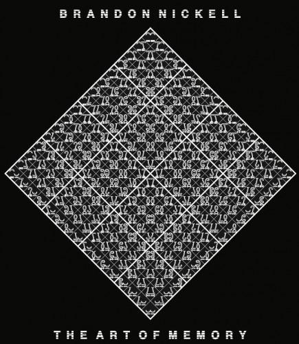 brandon nickell - the art of memory album cover