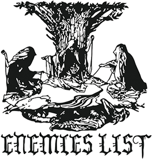 enemies list logo