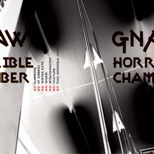 gnaw - horrible chamber album cover
