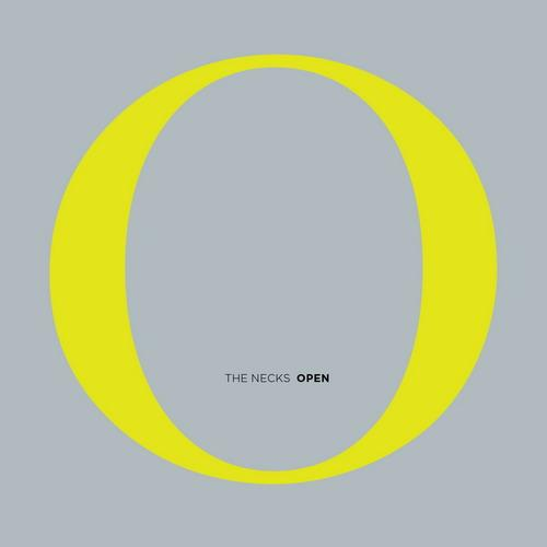 the necks - open album cover