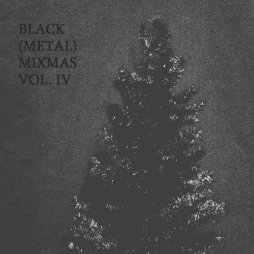 black metal mixmas iv album cover