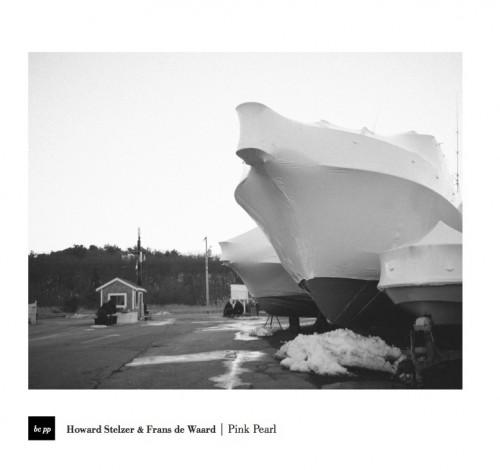 howard stelzer & frans de waard - pink pearl album cover