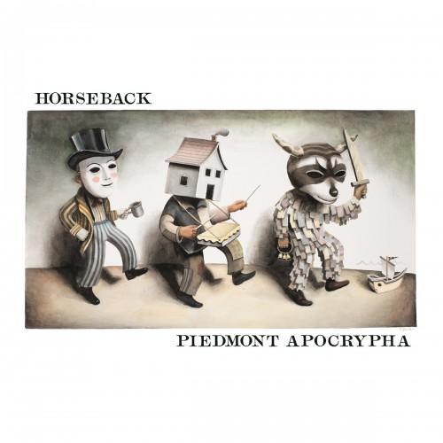 horseback - piedmont apocrphya album cover