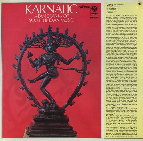 karnatic album cover medium