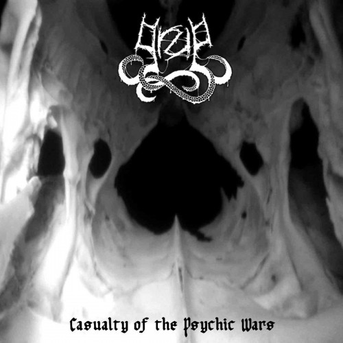 grue - casualty of the psychic wars album cover