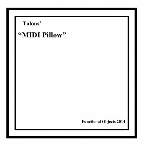 talons - midi pillow album cover