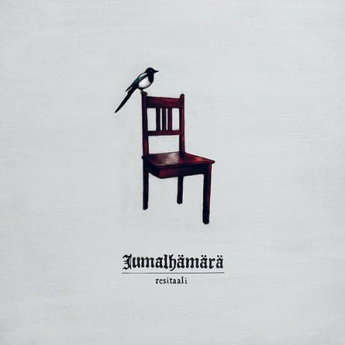 jumalhamara - resitaali album cover