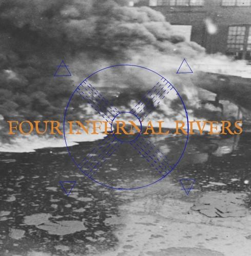 tom carter and pat murano - four infernal rivers album cover