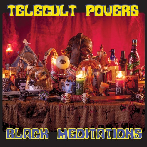 telecult powers - black meditations album cover