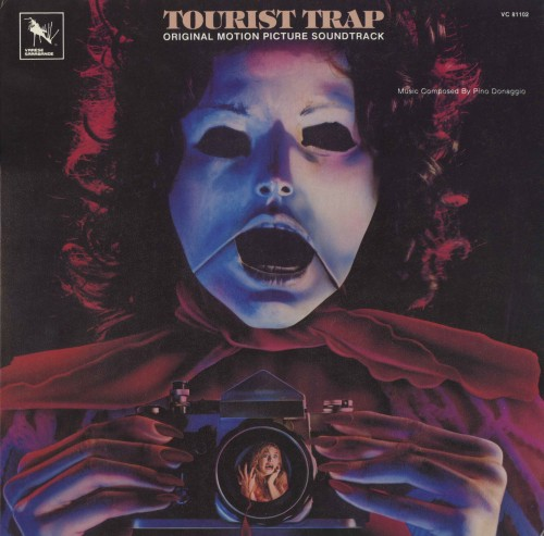 tourist trap soundtrack album cover