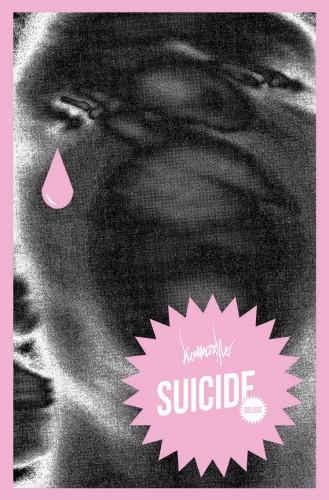 dreamcrusher - suicide deluxe album cover