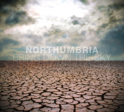northumbria - bring down the sky album cover