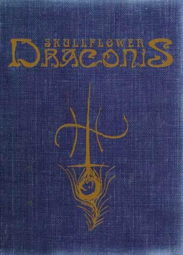 skullflower - draconis album cover