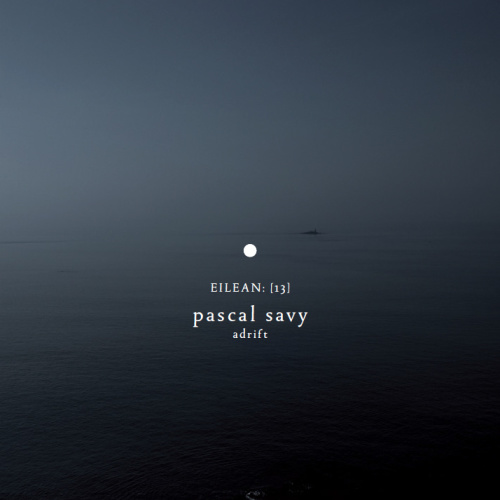 pascal savy - adrift album cover