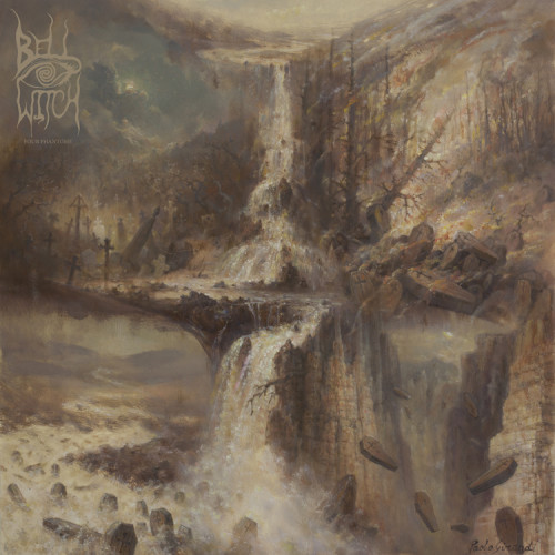 bell witch - four phantoms album cover