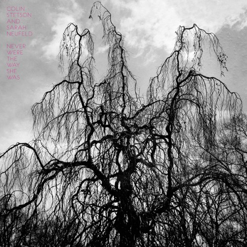 colin stetson and sarah neufeld - never were the way she was album cover