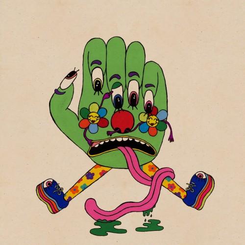 dan deacon - gliss riffer album cover
