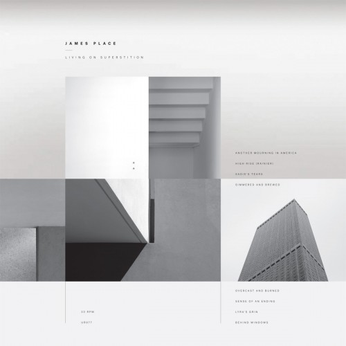 james place - living on superstition album cover