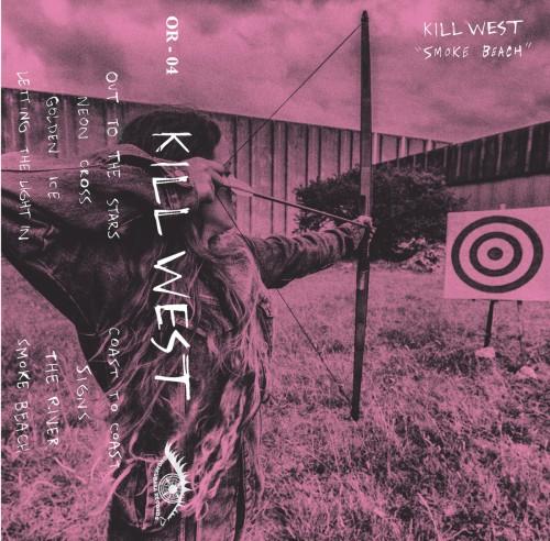 kill west - smoke beach album cover