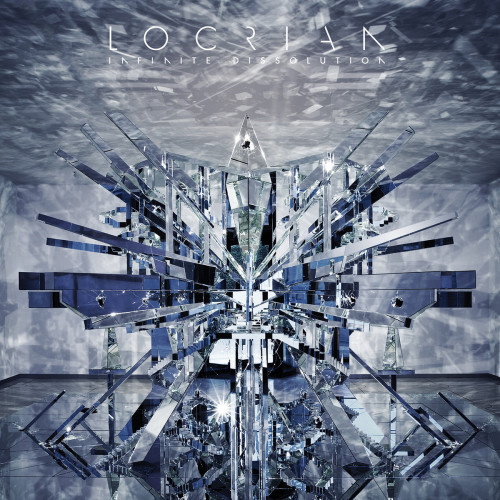 locrian - infinite dissolution album cover