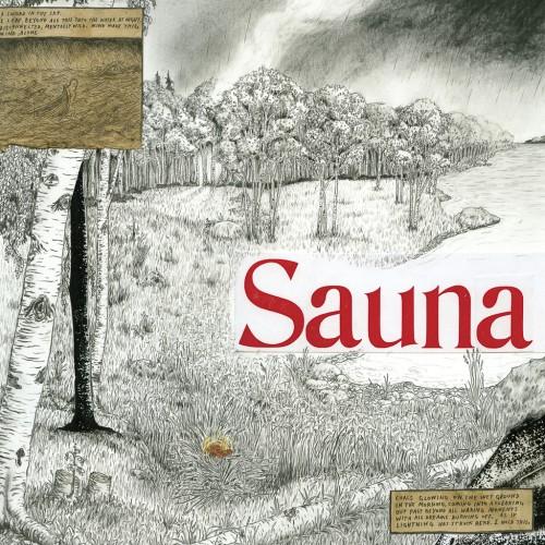 mount eerie - sauna album cover