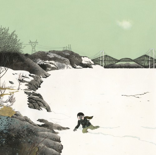 o paon - fleuve album cover