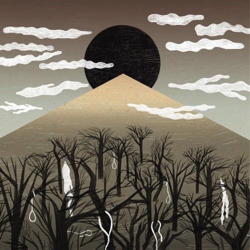 retribution body - aokigahara album cover