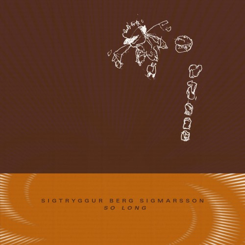 sigtryggur berg sigmarsson - so long album cover