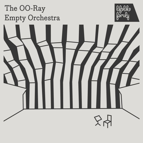 the oo-ray - empty orchestra album cover