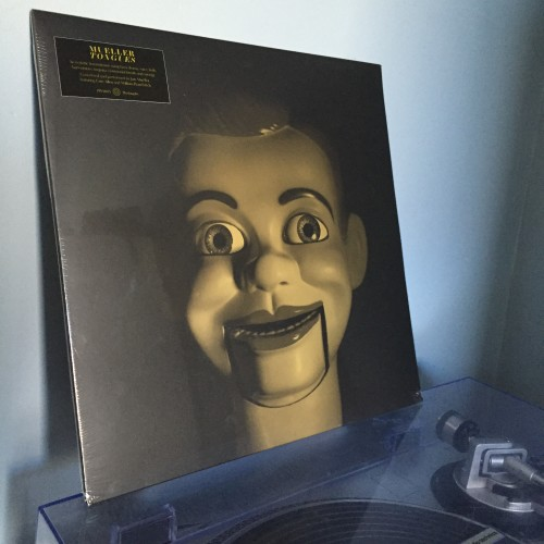 Jon Mueller - Tongues