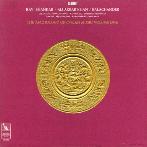 anthology-of-indian-music-folume-one-album-cover