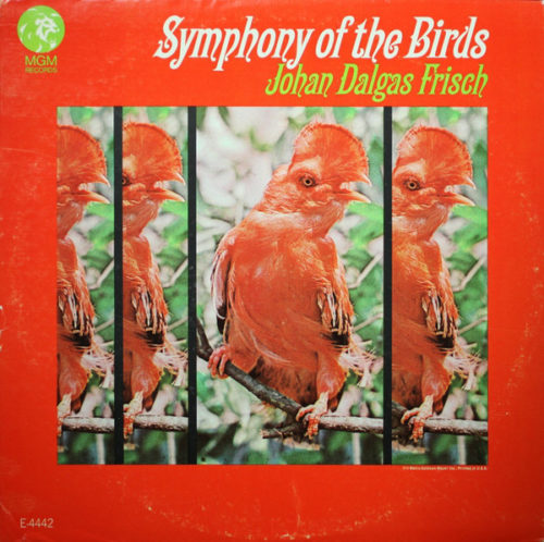 symphony of the birds album cover