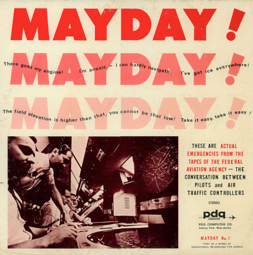 mayday album cover