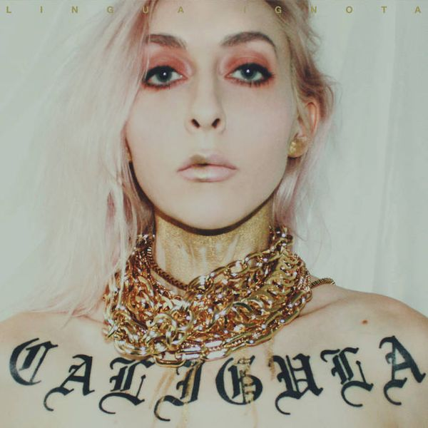 lingua ignota - caligula album cover
